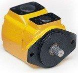 01539190 Pompa hydrauliczna łopatkowa B&C BQ05G50 (objętość geometryczna: 162,2 cm³, maksymalna prędkość obrotowa: 2200 min-1 /obr/min)