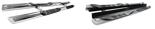 01656391 Orurowanie ze stopniami z zagłębieniami - Volkswagen T5 Short 3 stopnie