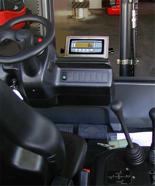 04049239 Waga hydrauliczna elektroniczna do wózka widłowego (udźwig: 1500 kg, podziałka: 1 kg)