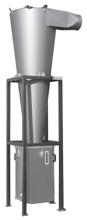 08549634 Odpylacz cyklonowy bez wentylatora STORM-SOFT-5000-H (pojemność pojemnika na odpady: 330 dm3)