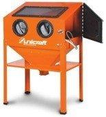 44340228 Komora do piaskowania bez zanieczyszczania środowiska pracy Unicraft SSK 2 (pojemność: 220 l)