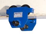 44929898 Ręczny wózek rolkowy podkołnierzowy podwieszany Tractel® Corso RC (szerokość kołnierza od 90 do 220mm, udźwig: 5T)