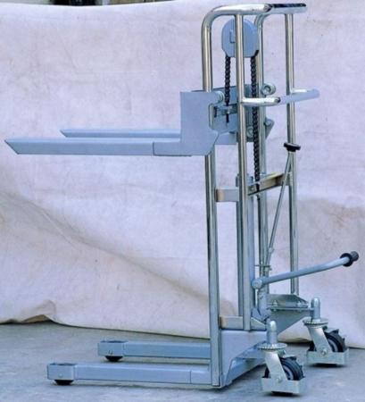 31046309 Wózek podnośnikowy z wyciągarką ST400-850 (udźwig: 400 kg)