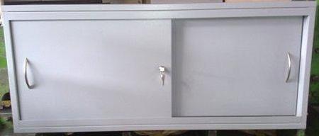 77157236 Szafa narzędziowa, drzwi przesuwane, 1 półka regulowana (wymiary: 600x1300x500 mm)