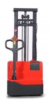 DOSTAWA GRATIS! 00568973 Wózek podnośnikowy elektryczny (udźwig: 1000 kg, długość wideł: 1150mm, wysokość podnoszenia: 3440 mm)