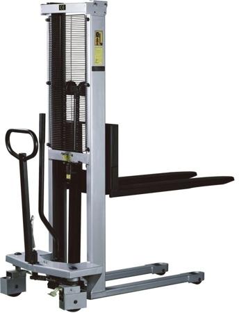 DOSTAWA GRATIS! 310507 Wózek podnośnikowy ręczny (wysokość podn. maks: 2300mm, udźwig: 1000 kg)