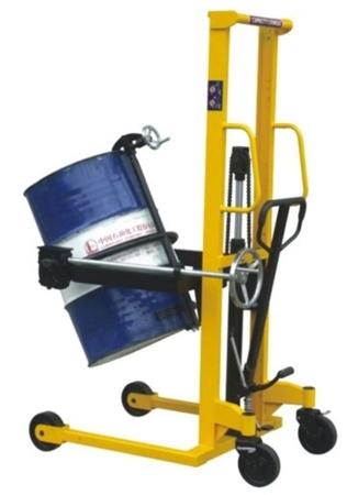 DOSTAWA GRATIS! 00546103 Wózek do beczek (udźwig: 350 kg, wysokość podnoszenia: 1425 mm)
