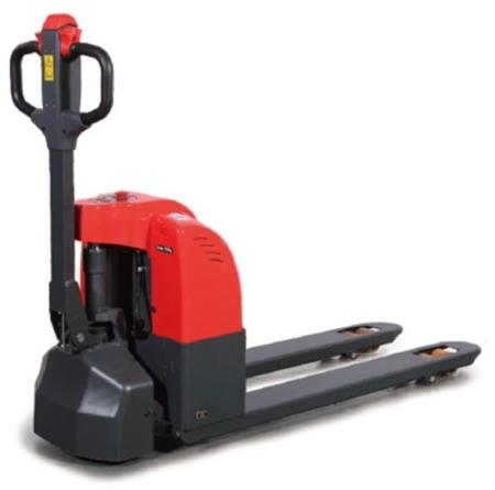 DOSTAWA GRATIS! 00546293 Wózek paletowy elektryczny (udźwig: 1500 kg, długość wideł: 1150 mm, wysokość podnoszenia: 200 mm)