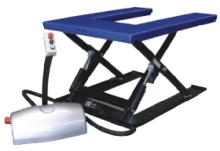 DOSTAWA GRATIS! 00566516 Podest elektryczny (udźwig: 1000 kg, wymiary platformy: 1450x1140 mm, wysokość podnoszenia min/max: 80-760 mm)