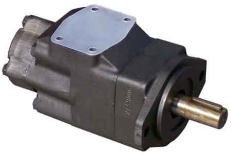 DOSTAWA GRATIS! 01539200 Pompa hydrauliczna łopatkowa dwustrumieniowa  B&C (objętość geometryczna: 121,6 + 67,5cm³, maks prędkość: 1800min-1 /obr/min)