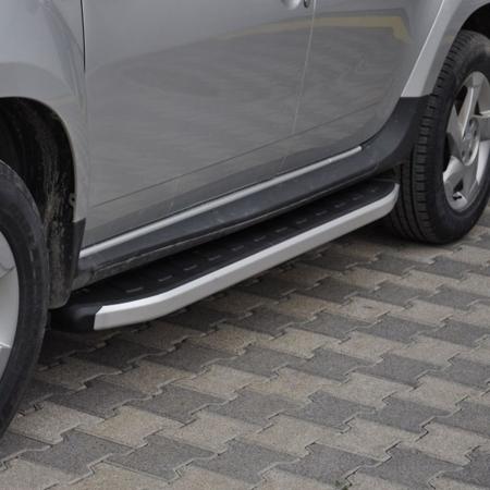 DOSTAWA GRATIS! 01655685 Stopnie boczne - Dodge RAM 1500 2009-2015 (długość: 205-220 cm)