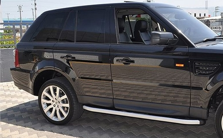 DOSTAWA GRATIS! 01655723 Stopnie boczne - Land Rover Range Rover Vogue 2002-2012 (długość: 182 cm)