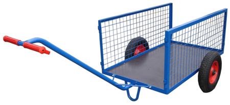 DOSTAWA GRATIS! 13340562 Wózek dwukołowy ręczny do ogrodu (nośność: 200 kg)