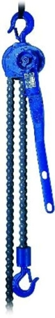 DOSTAWA GRATIS! 2202560 Wciągnik dźwigniowy, rukcug z łańcuchem galla RZV/0.8t (wysokość podnoszenia: 1,5m, udźwig: 0,8 T)