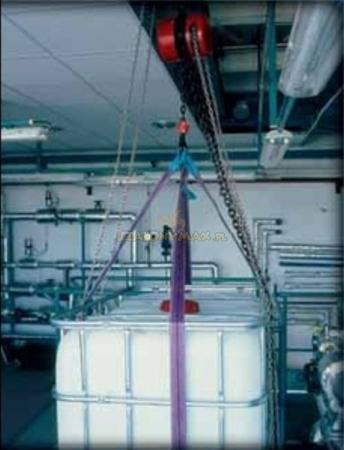 DOSTAWA GRATIS! 2209155 Wciągnik łańcuchowy z przekładnią planetarną Z100/3.2t (wysokość podnoszenia: 6m, udźwig: 3,2 T)