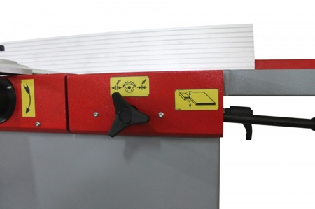 DOSTAWA GRATIS! 44349966 Strugarko-grubościówka Holzmann (szerokość/wysokość obróbki: 410/225 mm, długość blatu wyrówniarki: 1800 mm)