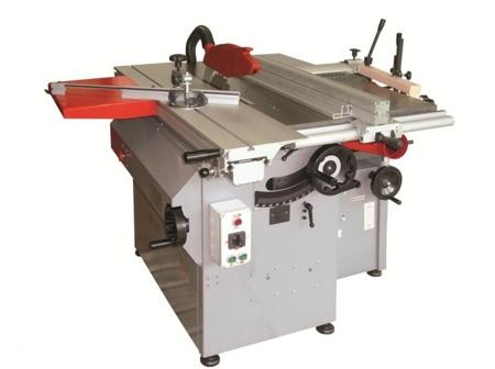 DOSTAWA GRATIS! 44349971 Urządzenie wielofunkcyjne Holzmann 230V (szerokość/wysokość obróbki: 250/180 mm, długość blatu: 1085 mm)