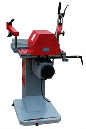 DOSTAWA GRATIS! 44350007 Wiertarka pozioma Holzmann 230V (droga posuwu w poprzek: 290 mm, wymiary stołu: 570x300 mm)