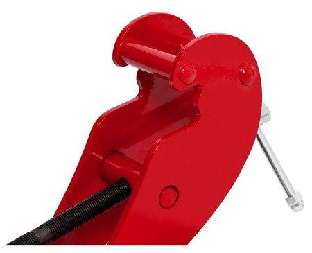 DOSTAWA GRATIS! 45674812 Zacisk dźwigara Steinberg Systems (zakres szerokości zacisku: 90-315 mm, udźwig: 3000 kg)