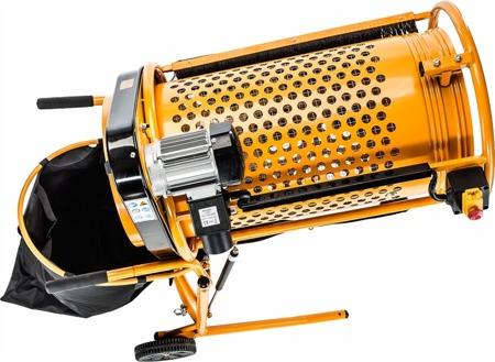 DOSTAWA GRATIS! 55872602 Przesiewacz rotacyjny (obroty bębna: 45/min)