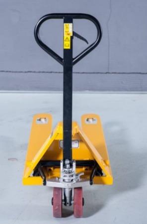 DOSTAWA GRATIS! 85072618 Paleciak, wózek paletowy magazynowy (udźwig: 2500 kg, długość wideł: 800 mm)
