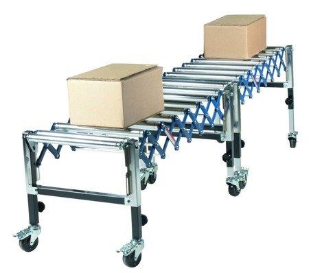 Elastyczny stół rolkowy GermanTech (maks długość: 1295 mm) 99724749