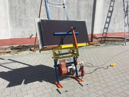 Ferindo Winda dekarska (długość: 14,2m, udźwig: 400 kg, prędkość jazdy: 22-25m/min) 09075967