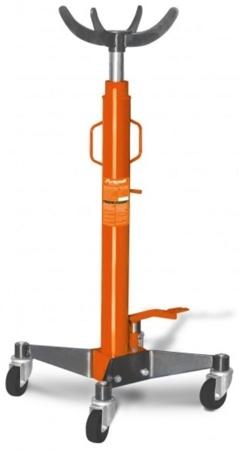 Hydrauliczny podnośnik skrzyni biegów z regulowaną wysokością Unicraft (udźwig: 1500 kg) 32240186