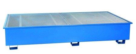 Paleta do kontenerów GermanTech (ilość kontenerów: 2, wymiary: 2530x1310x450 mm) 99724726
