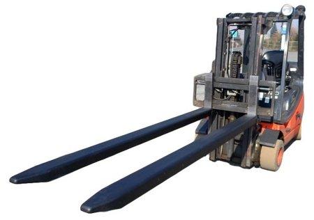 Przedłużki wideł udźwig 8000kg (1700mm) 29016512