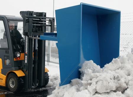 SWARK Pojemnik do śniegu i piasku GermanTech (pojemność: 1500 L) 99724703