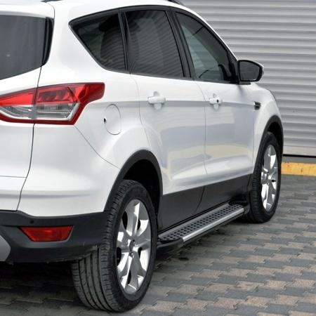 Stopnie boczne - Ford Kuga 2013- (długość: 171 cm) 01656003