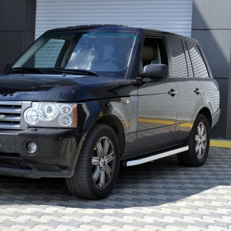 Stopnie boczne - Land Rover Range Rover Vogue 2002-2012 (długość: 182 cm) 01655723