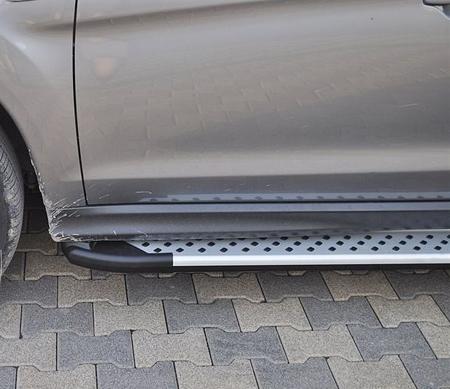Stopnie boczne - Mitsubishi ASX (długość: 182 cm) 01656048