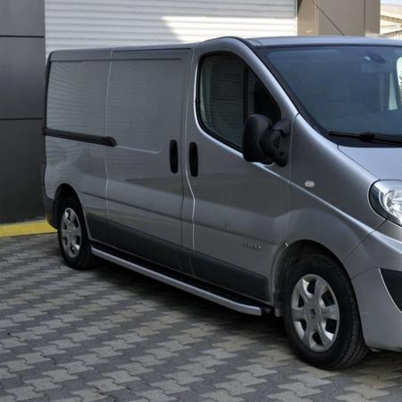 Stopnie boczne - Nissan Primastar 2001-2014 long (długość: 252 cm) 01655742