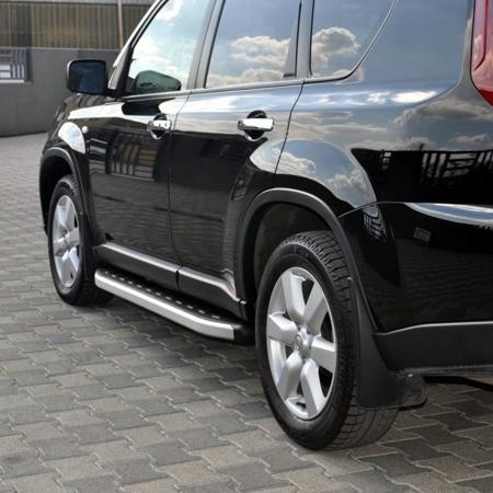 Stopnie boczne - Nissan X-Trail T31 2008-2014 (długość: 171 cm) 01655747