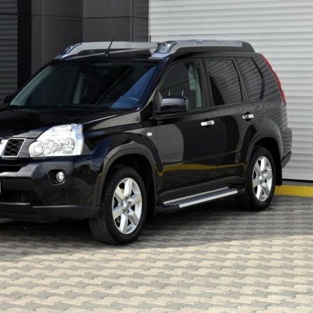 Stopnie boczne - Nissan X-Trail T31 2008-2014 (długość: 171 cm) 01656060