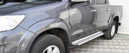 Stopnie boczne - Toyota Hilux 2015+ (długość: 193 cm) 01656078