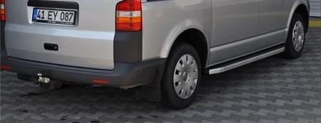 Stopnie boczne - Volkswagen T5 & T6 2015+ short (długość: 205-217 cm) 01655776