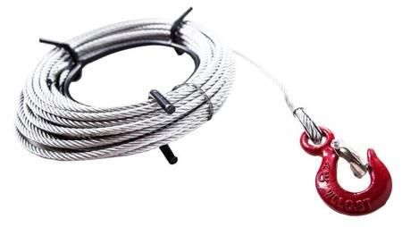 Wciągnik linowy z liną 30m (udźwig: 0,8 T) 22076814