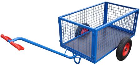 Wózek dwukołowy ręczny do ogrodu (nośność: 200 kg) 13340562