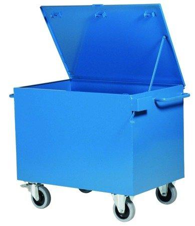 Wózek na narzędzia GermanTech 400L (udźwig: 600 kg) 99724708